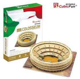 Cubic Fun Colesseum Italy - 84 Piece 3D Puzzle