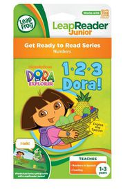 Leapfrog Tag Junior - Dora The Explorer