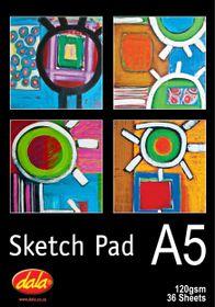 Dala Sketch Pad - A5