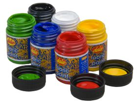 Dala Fabric Paint Kit - 6 x 50ml