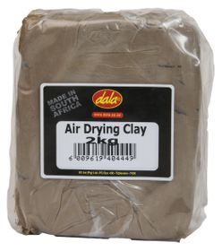 Dala Air Drying Clay - 2kg
