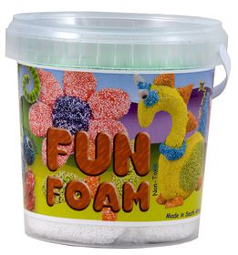 Teddy Fun Foam - 160g Bucket