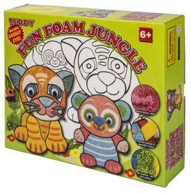 Teddy Fun Foam Jungle