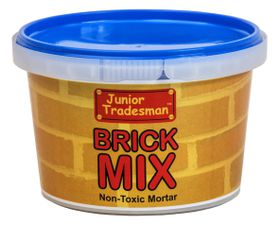 Junior Tradesman Brick Mix - 500g Tub