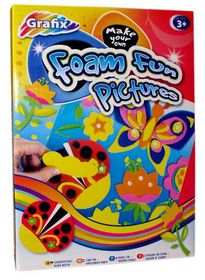 Grafix Myo Foam Fun Pictures