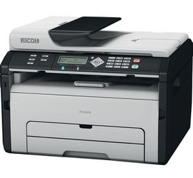 Ricoh SP204SN Black & White MFP Laser Printer