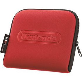 Nintendo 2DS Carrying Case Red (2DS)