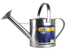 Fragram - Galvanised Watering Can - 4Litre