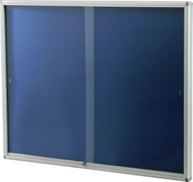Parrot Display Case - Grey