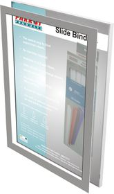 Parrot Poster Frame Clear Media Cover 1.2mm A2 - Clear