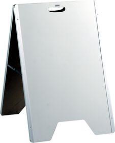 Parrot A-Frame Whiteboard - Aluminium Frame