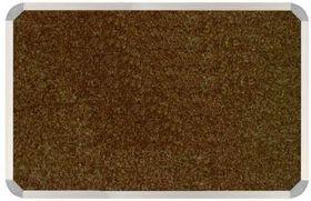 Parrot Aluminium Frame Bulletin Board - Spice Beige (1200mm x 900mm)