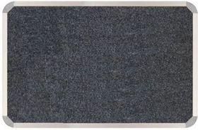 Parrot Aluminium Frame Bulletin Board - Laurel Grey (1200mm x 900mm)