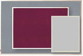 Parrot Info Board Plastic Frame 606mm - Light Grey