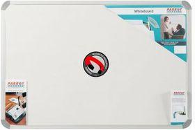 Parrot Whiteboard Magnetic - White 1000 x 1000mm