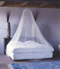 LeisureQuip - Medium Mosquito Net - White