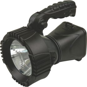 Eagle Eye - Solar Rechargeable Spotlight 140 Lumens - Black