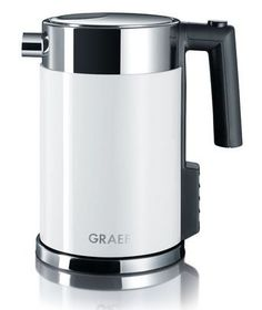 Graef - 4 Temperatures Kettle - White