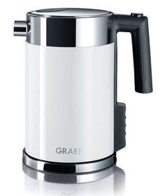 Graef 4 Temperatures Kettle - White