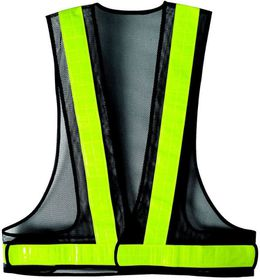 Moto-Quip - Emergency Safety Vest - Extra Large