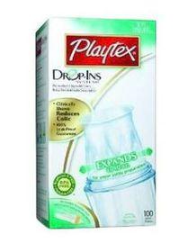 Playtex - Drop in Pre-Formed Liners - 118ml