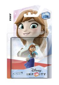 Disney Infinity Game Piece: Anna (Frozen)