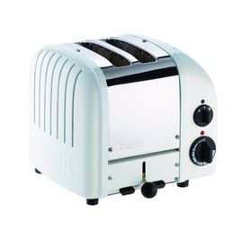 Dualit - 2 Slice Classic Toaster - White