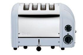 Dualit 4 Slice Classic Toaster - Glacier Blue