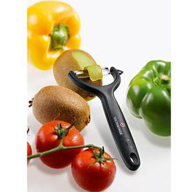 Victorinox Vegetable & Fruit Peeler - Black