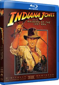 Indiana Jones  Raiders of the Lost Ark (1981) (Blu-ray)