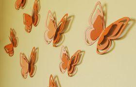 Fantastick - 3D Papilion Butterflies