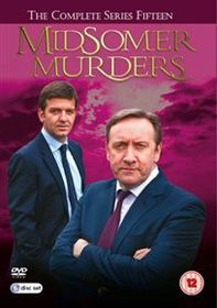 Midsomer Murders: The Complete Series 15 (Import DVD)