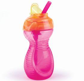 Munchkin - Flip Straw Cup - Pink