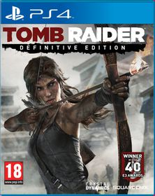 Tomb Raider Definitive (PS4)