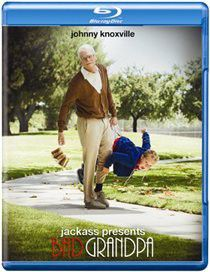 Jackass Presents: Bad Grandpa (Blu-ray)