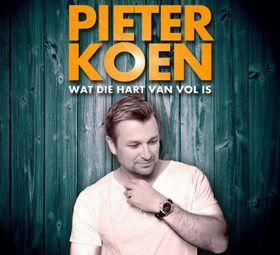 Pieter Koen - Wat Die Hart Van Vol Is (CD)