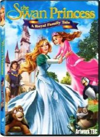 The Swan Princess: A Royal Family Tale (DVD)