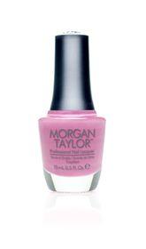 Morgan Taylor Nail Lacquer - Coming Up Roses (15ml)