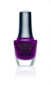 Morgan Taylor Nail Lacquer - Berry Perfection (15ml)