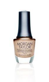 Morgan Taylor Nail Lacquer - Bronzed & Beautiful (15ml)