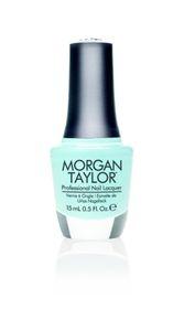 Morgan Taylor Nail Lacquer - Water Baby (15ml)