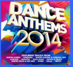 Dance Anthems 2014 - Various Artists (CD)