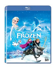 Disney's Frozen (3D & 2D Blu-ray)