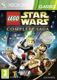 Lego Star Wars: The Complete Saga (Xbox 360 Classics)