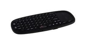 Zoweetek 2.4Ghz 70 Key Mini Keyboard + Touchpad Laser Point