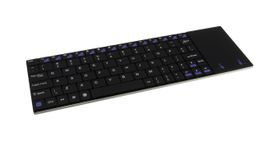 Zoweetek 2.4Ghz 80 Key Ultra Slim Keyboard + Touchpad