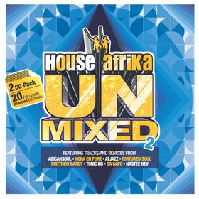 House Afrika Unmixed - Vol.2 - Various Artists (CD)