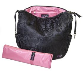 Momi - O Baby - Baby Bag - Pink