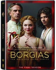 The Borgias Season 3: Final Season (DVD)