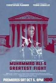 Muhammed Ali's Greatest Fight (DVD)